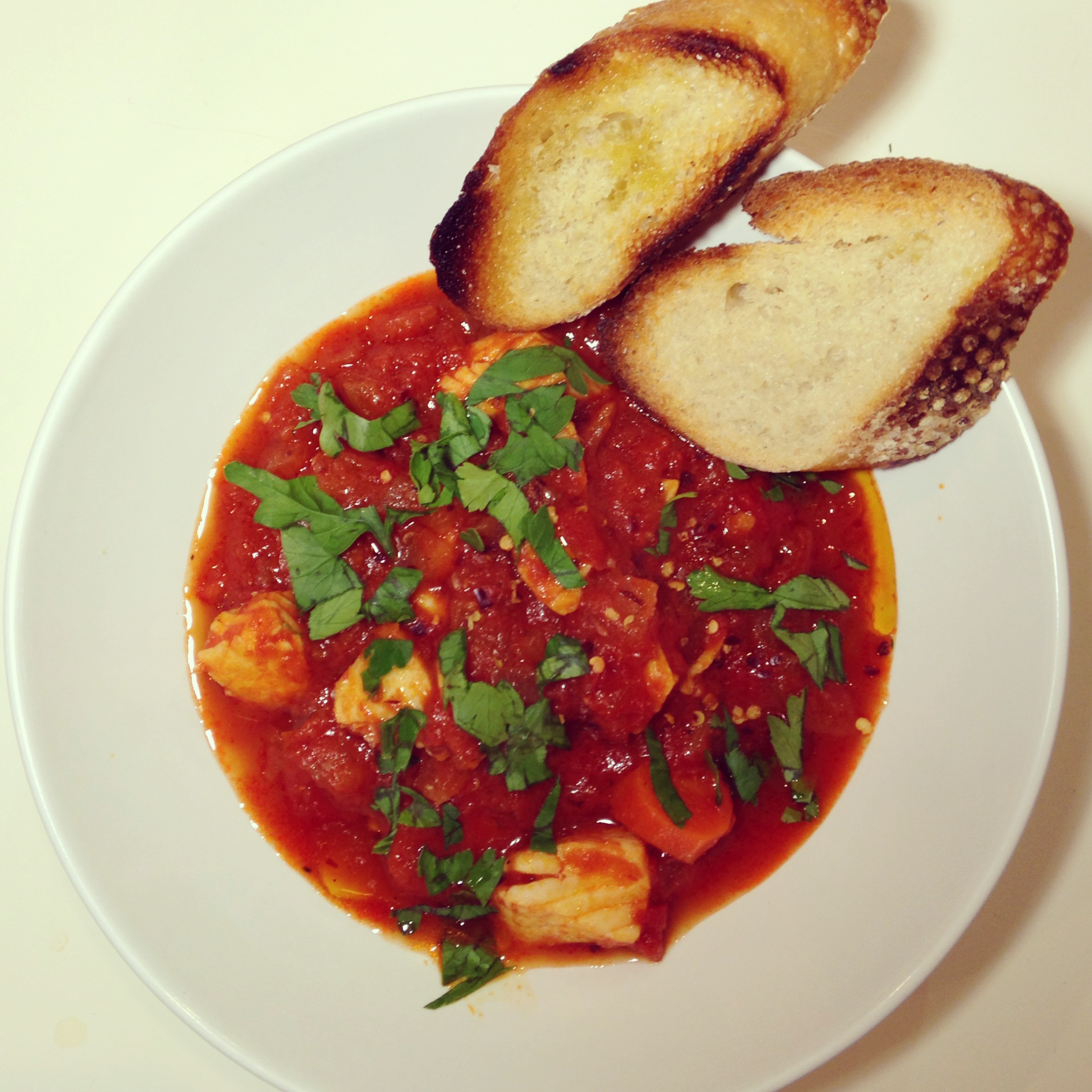 Giada seafood stew for Feast of the seven fishes giada